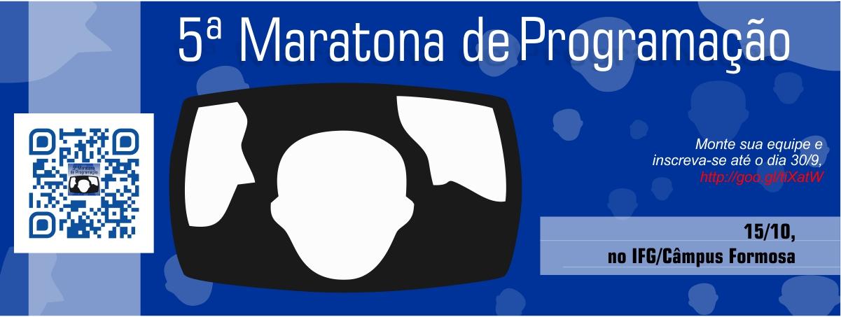 Site Slider - 5ª Maratona 2016
