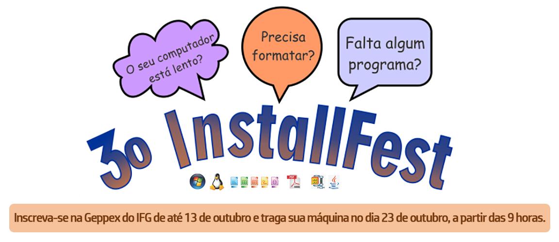 3º InstallFest